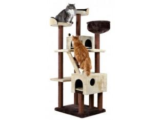 Дом-когтеточка для кошек Felicitas 70x61x190см Trixie 47001