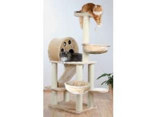 Домик-когтеточка для кошек Allora 77x57x176см Trixie 44071