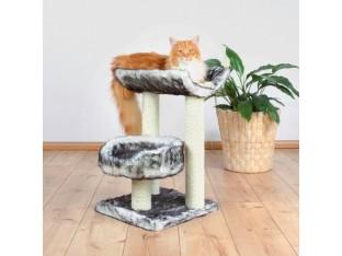 Домик-когтеточка для кошек Isaba 36x36x62см Trixie 44567