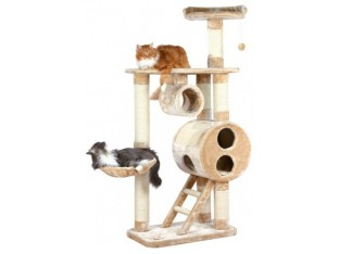 Домик-когтеточка для кошек Mijas 76x46x176см Trixie 43971