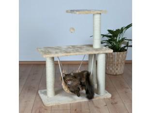 Домик-когтеточка для кошек Morella 75x40x96см Trixie 43961