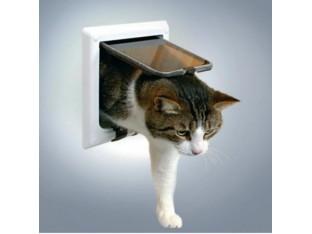 Дверца для кота Luxe Trixie 38641