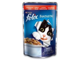 Felix с говядиной в желе