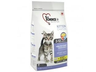 1st Choice (Фест Чойс) Kitten сухой корм для котят с курицей 10 кг
