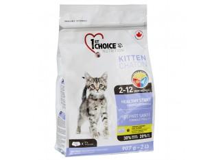 1st Choice (Фест Чойс) Kitten сухой корм для котят с курицей 907 гр