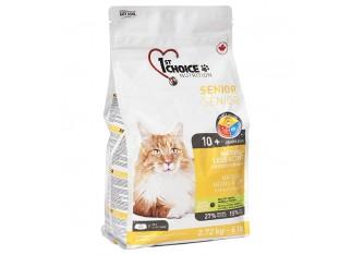 1st Choice (Фест Чойс) Senior Mature сухой корм для пожилых кошек 2,72 кг