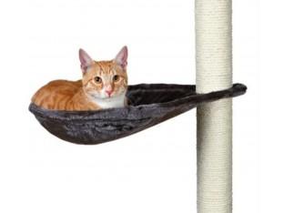 Гамак на когтеточку для кошек (d=40см) Trixie 43541 беж