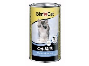 GimCat Cat-Milk сухое молоко с таурином для котят 200гр
