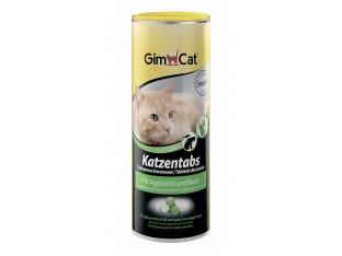 Gimpet Katzentabs витамины с алгобиотином для кошек 710шт.