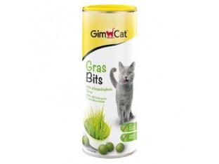 Gimpet GrasBits витамины с травой для кошек 710шт/425гр