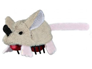 Игрушка для кошек Мышь бегающая 5,5см Trixie 45798