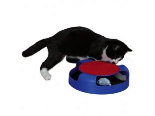 Игрушка для кошек Мышь в ловушке Catch the Mouse 25x6см Trixie 41411
