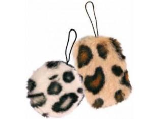 Игрушка для кошек подушечки меховые шелестящие 7x5см Trixie 4514