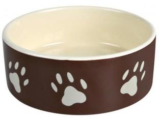 Керамическая миска для котов Trixie 24531 0,3л/12см