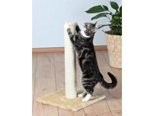 Когтеточка для кошек Parla 40x40x62см Trixie 43331 бежевая