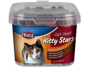 Лакомство для кошек Kitty Stars 140гр Trixie 42733
