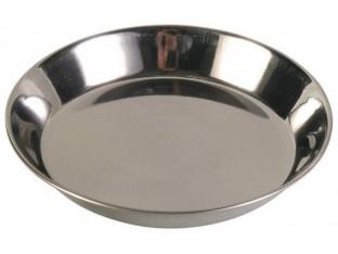 Металлическая миска для кошек Trixie 2468 0,2л/13см