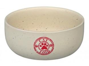 Миска керамическая для кошек 300мл/11см Trixie 24770