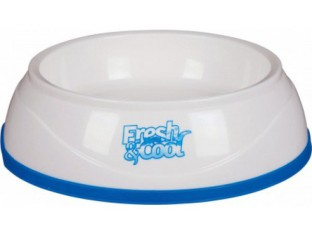Миска охлаждающая для корма и воды Cool Fresh Trixie 24959 1л/20см