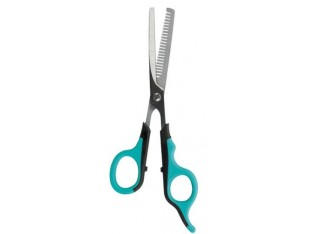 Ножницы филировочные для стрижки кошек Trixie 2352 18см