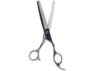 Профессиональные филировочные ножницы для стрижки кошек Trixie 23691 18см