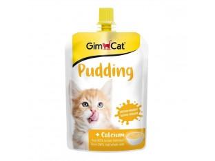 GimCat Pudding пудинг для кошек с пониженным содержанием лактозы 200мл