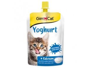 GimCat Yoghurt йогурт для кошек 150гр