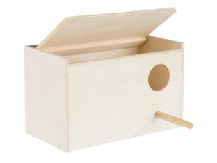Домик гнездо для птиц 21x13x12cм Trixie 5630