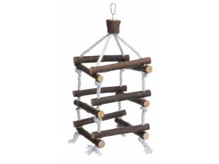 Лестница верёвочная для птиц 51см Trixie 5887