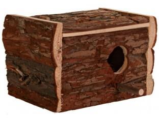 Домик гнездо для попугаев Trixie 5633 30х20х20см