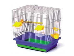 """Клетка для птиц """"Канар"""" К041 33x23x31см. окраш."""