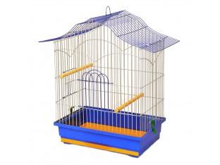 "Клетка для птиц ""Корелла"" К054 47х30х62см. окрашеная"