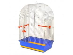 """Клетка для птиц """"Люси"""" КЦ059 47х30х67см. оцинкованная"""