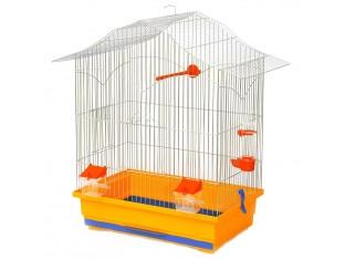 """Клетка для птиц """"Лори"""" КЦ060 47х30х62см. оцинкованная"""
