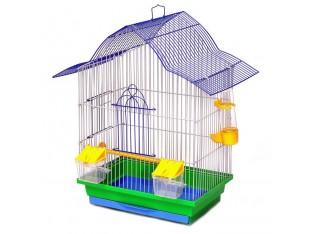 "Клетка для птиц ""Мальва"" К049 33х23х45см. окрашеная"