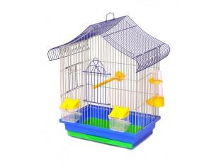 """Клетка для птиц """"Мини-1"""" К046 33х23х45см. окрашеная"""