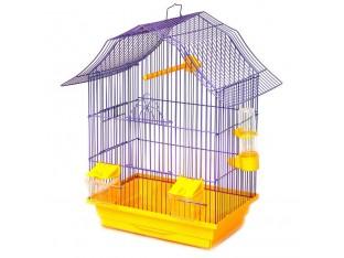 """Клетка для птиц """"Мини-2"""" К047 33х23х47см. окрашеная"""