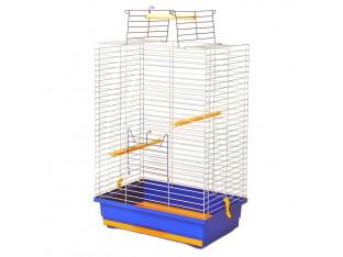 "Клетка для птиц ""Нимфа"" К062 47х30х66см. окрашеная"