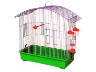 "Клетка для птиц ""Омега"" К082 66х31х62см. окрашеная"