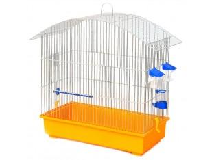 """Клетка для птиц """"Омега"""" КЦ082 66х31х62см. оцинкованная"""