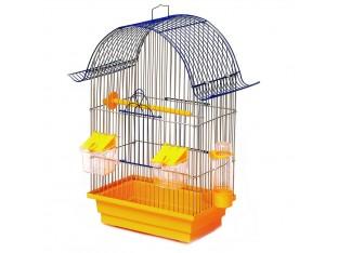 "Клетка для птиц ""Ретро"" К036 28х18х45см. окрашеная"