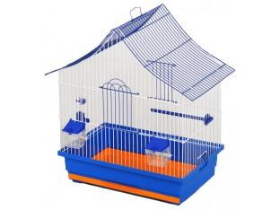 "Клетка для птиц ""Алиса"" К058 48x31x54см. окраш."