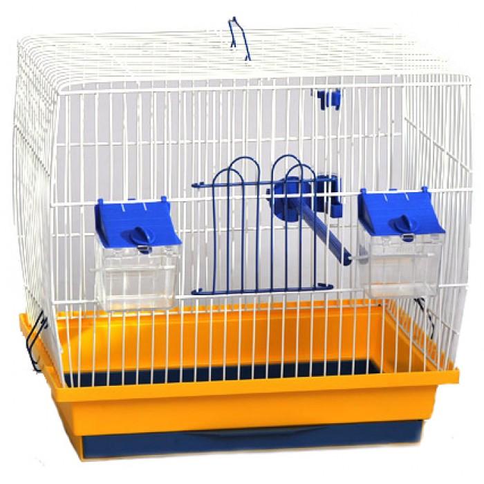 "Клетка для птиц ""Канар"" К041 33x23x31см. оцин."