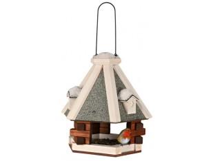 """Кормушка подвесная """"Natura"""" для птиц d 36см. 35см. Trixie 5577"""