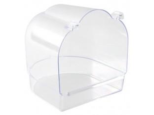 Купалка для попугаев 14x15x15см. Trixie 5402