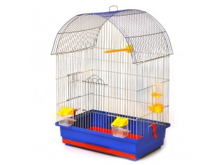 "Клетка для птиц ""Виола"" К061 47x30x66см. золото"