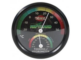 Аналоговый термометр гигрометр для террариума Trixie 76113