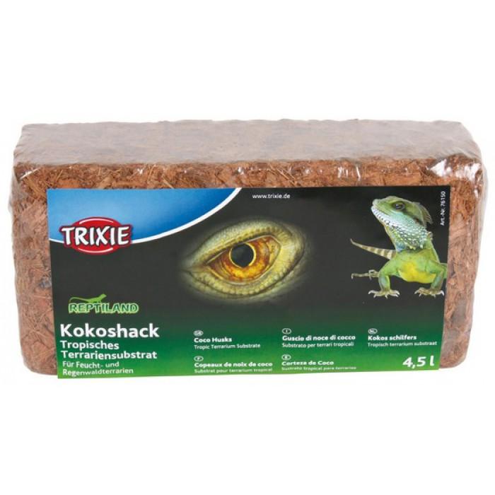 Кокосовая шелуха для террариумов 4,5л Trixie 76150