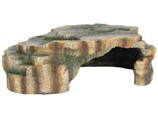Пещера для рептилий 76212 30х10х25см