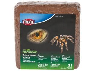 Прессованный грунт для террариума (кокос) Trixie 2л